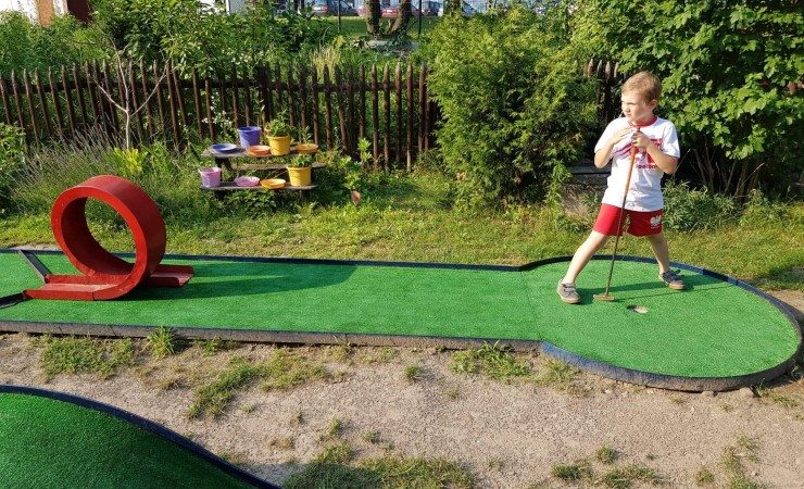 Junior MiniGolf