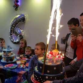 Zaplanuj urodziny dla dziecka